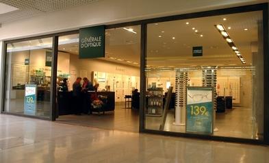 904efbad3d7011 Générale d optique - Centre commercial Valdoly